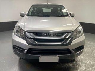 2017 Isuzu MU-X MY16.5 LS-M Rev-Tronic 4x2 Silver 6 Speed Sports Automatic Wagon.
