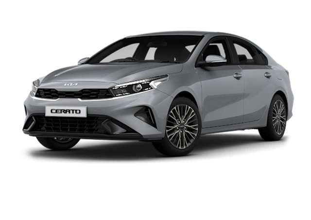 New Kia Cerato BD MY22 Sport Cardiff, 2021 Kia Cerato BD MY22 Sport Steel Grey 6 Speed Sports Automatic Sedan