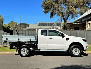2019 Ford Ranger PX MkIII 2019.00MY XL White 6 Speed Manual Single Cab Chassis