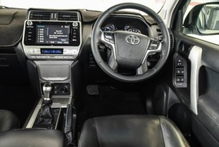 2017 Toyota Landcruiser Prado GDJ150R MY17 GXL (4x4) Silver Pearl 6 Speed Automatic Wagon