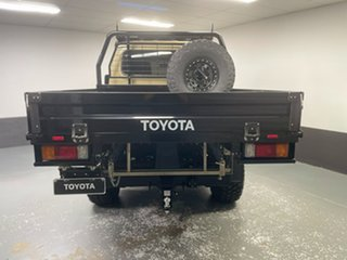 2021 Toyota Landcruiser VDJ79R GXL Double Cab Beige 5 Speed Manual Cab Chassis