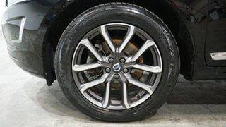 2017 Volvo XC60 DZ MY17 D4 Geartronic AWD Luxury Black 6 Speed Sports Automatic Wagon