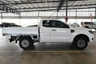 2016 Ford Ranger PX MkII XL 3.2 (4x4) Cool White 6 Speed Manual Super Cab Chassis