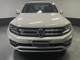 2019 Volkswagen Amarok 2H MY19 TDI580 4MOTION Perm Ultimate Candy White 8 Speed Automatic Utility.