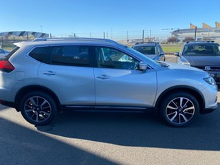 2020 Nissan X-Trail T32 Series III MY20 Ti X-tronic 4WD Silver, Chrome 7 Speed Constant Variable.