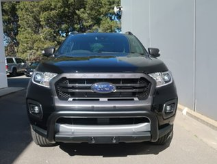 2020 Ford Ranger PX MkIII 2020.75MY Wildtrak Black 6 Speed Sports Automatic Double Cab Pick Up