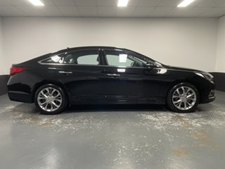 2015 Hyundai Sonata LF Premium Phantom Black 6 Speed Sports Automatic Sedan