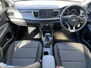 2017 Kia Rio YB MY18 S White 4 Speed Sports Automatic Hatchback.