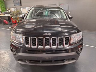 2012 Jeep Compass MK MY12 Sport CVT Auto Stick 6 Speed Constant Variable Wagon