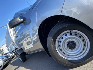 2016 Mazda BT-50 UR0YD1 XT 4x2 Silver 6 Speed Manual Cab Chassis