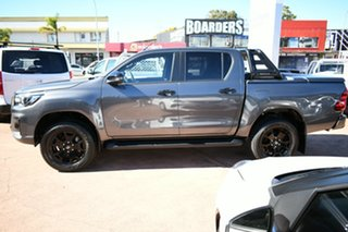 2019 Toyota Hilux GUN126R MY19 Rogue (4x4) Grey 6 Speed Automatic Double Cab Pick Up