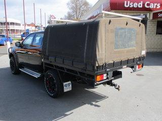 2014 Mitsubishi Triton MN MY15 GLX (4x4) Black 5 Speed Manual Dual Cab.