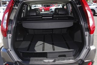 2013 Nissan X-Trail T31 Series V TI Grey 1 Speed Constant Variable Wagon