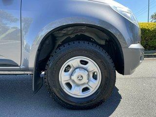 2016 Holden Colorado RG LS Grey 6 Speed Automatic Dual Cab