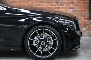 2020 Mercedes-Benz C-Class W205 801MY C200 9G-Tronic Obsidian Black Metallic 9 Speed