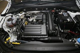 2020 Skoda Octavia NE MY20.5 110TSI DSG Moon White 7 Speed Sports Automatic Dual Clutch Wagon