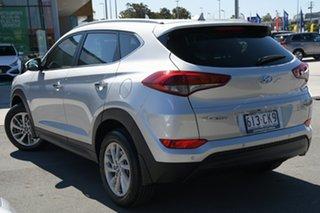 2015 Hyundai Tucson TLE Elite D-CT AWD Silver 7 Speed Sports Automatic Dual Clutch Wagon.