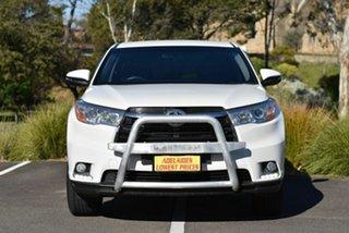 2016 Toyota Kluger GSU50R GX 2WD White 6 Speed Sports Automatic Wagon.