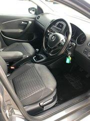 2017 Volkswagen Polo 6R MY17 66TSI Trendline Grey 5 Speed Manual Hatchback