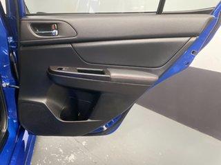 2015 Subaru WRX V1 MY16 Premium AWD Dark Blue 6 Speed Manual Sedan