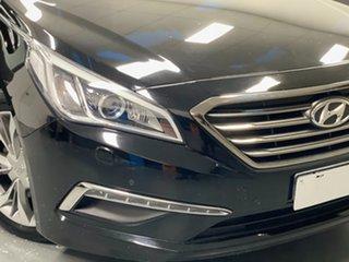 2015 Hyundai Sonata LF Premium Phantom Black 6 Speed Sports Automatic Sedan.