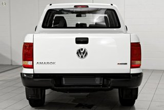 2021 Volkswagen Amarok 2H MY21 TDI420 4MOTION Perm Core White 8 Speed Automatic Utility.