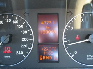 2005 Mercedes-Benz A-Class W169 A170 Classic Silver 7 Speed Constant Variable Hatchback