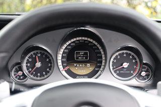 2012 Mercedes-Benz E-Class W212 MY12 E63 AMG SPEEDSHIFT MCT Iridium Silver 7 Speed Sports Automatic