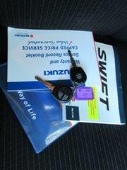 2015 Suzuki Swift FZ MY15 GL Blue 4 Speed Automatic Hatchback
