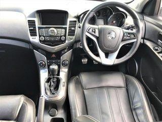 2014 Holden Cruze JH Series II MY14 SRi Z Series White 6 Speed Manual Hatchback