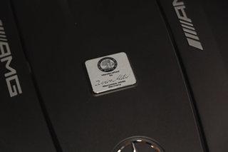 2018 Mercedes-Benz AMG GT C190 808+058MY S SPEEDSHIFT DCT Magnetite Black 7 Speed