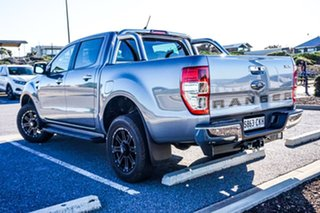 2021 Ford Ranger PX MkIII 2021.25MY XLT Silver 6 Speed Sports Automatic Super Cab Pick Up.