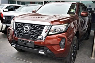 2021 Nissan Navara D23 MY21 ST-X 4x2 Forged Copper 7 Speed Sports Automatic Utility.