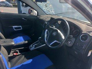 2014 Holden Captiva Silver Automatic Wagon
