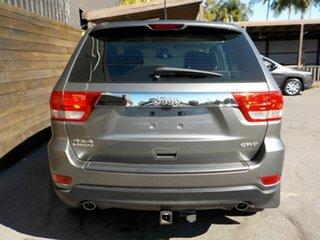 2012 Jeep Grand Cherokee WK MY2013 Laredo Grey 5 Speed Sports Automatic Wagon