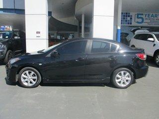 2009 Mazda 3 BL Maxx Sport Black 5 Speed Automatic Sedan.