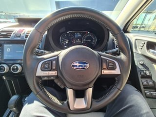 2017 Subaru Forester S4 MY18 2.0D-S CVT AWD Red 7 Speed Constant Variable Wagon