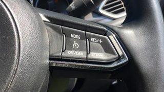 2017 Mazda CX-5 KF4WLA Touring SKYACTIV-Drive i-ACTIV AWD Silver 6 Speed Sports Automatic Wagon