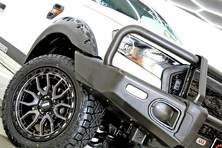 2016 Ford Ranger PX MkII MY17 XL 2.2 Hi-Rider (4x2) White 6 Speed Automatic Cab Chassis.