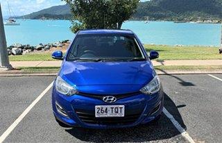 2013 Hyundai i20 PB MY12 Active Automatic.