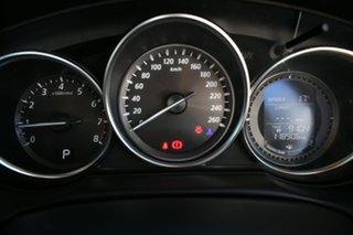 2012 Mazda CX-5 Maxx Sport (4x2) Blue 6 Speed Automatic Wagon