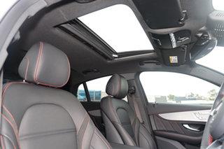 2018 Mercedes-Benz GLC-Class C253 809MY GLC43 AMG Coupe 9G-Tronic 4MATIC Polar White 9 Speed