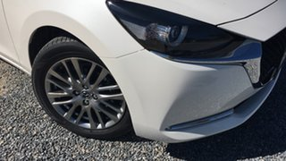 2021 Mazda 2 DJ2HAA G15 SKYACTIV-Drive Evolve 6 Speed Sports Automatic Hatchback.
