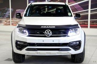 2021 Volkswagen Amarok 2H MY21 TDI580 4MOTION Perm W580 White 8 Speed Automatic Utility.