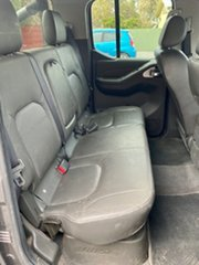 2014 Nissan Navara D40 Titanium Thunder Grey Automatic
