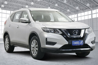 2019 Nissan X-Trail T32 Series II ST X-tronic 2WD Silver 7 Speed Constant Variable Wagon.