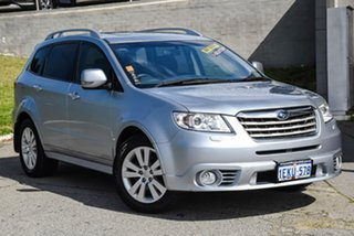 2013 Subaru Tribeca B9 MY13 R AWD Premium Pack Silver 5 Speed Sports Automatic Wagon.