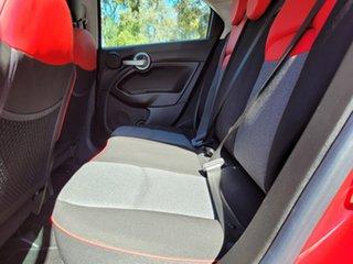 2016 Fiat 500X 334 Lounge AWD Red 9 Speed Sports Automatic Wagon