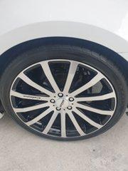 2012 Holden Cruze JH Series II MY12 SRi White 6 Speed Manual Hatchback