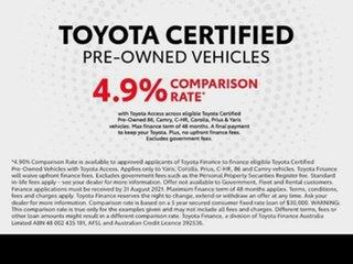 2020 Toyota GR Yaris GR Yaris 1.6L Turbo Manual Hatch Glacier White Manual Hatchback.